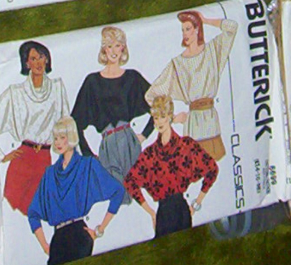Butterick Pattern 6699