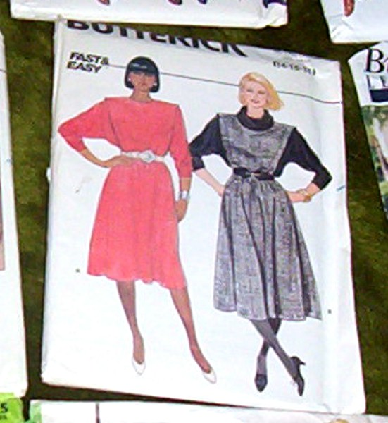 Butterick Pattern 6746