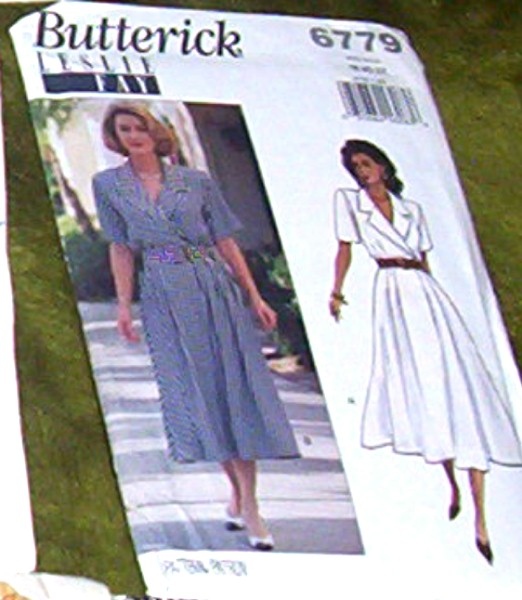 Butterick Pattern #6779
