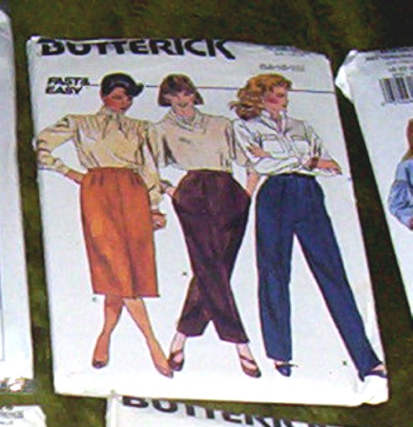 Butterick Pattern #6880