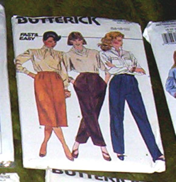Butterick Pattern #6880