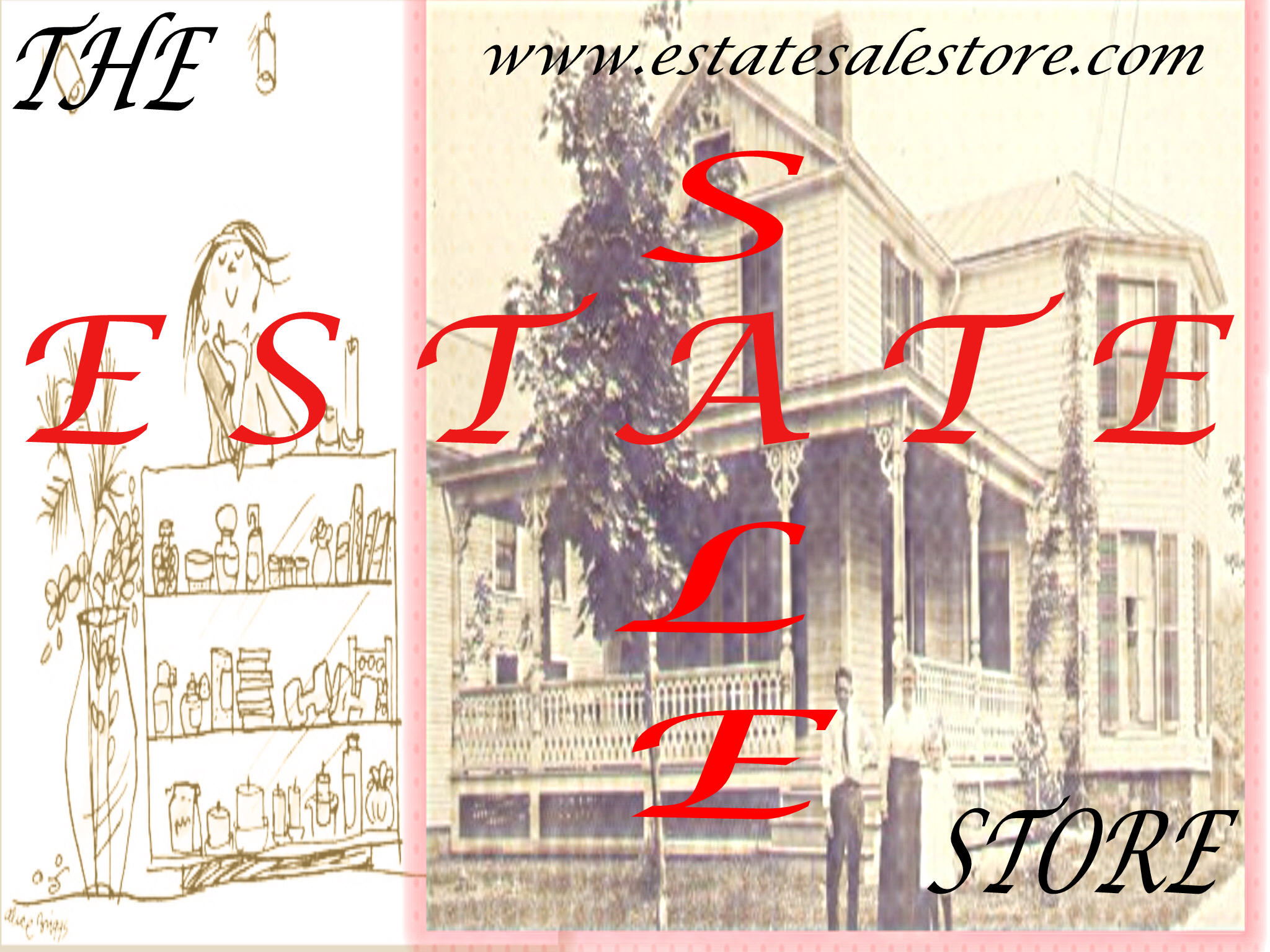 Estate Sale Store Logo