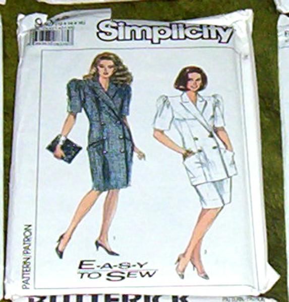 Simplicity Pattern #9016