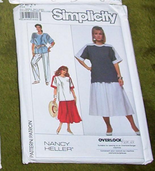 Simplicity Pattern #9211