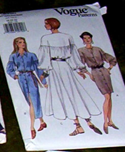 Vogue Pattern #8980